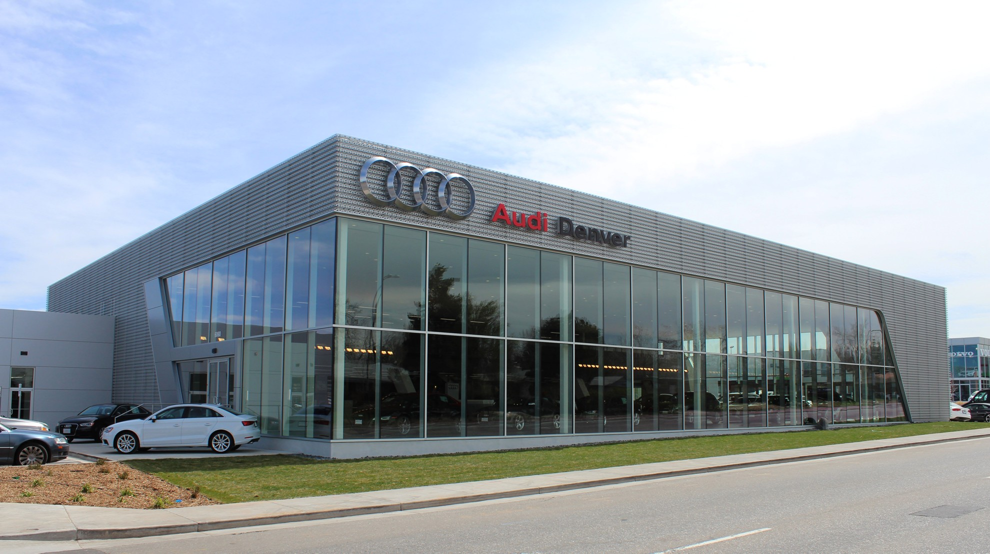 Audi Denver Usa Certified Pre Owned Showroom Now Open