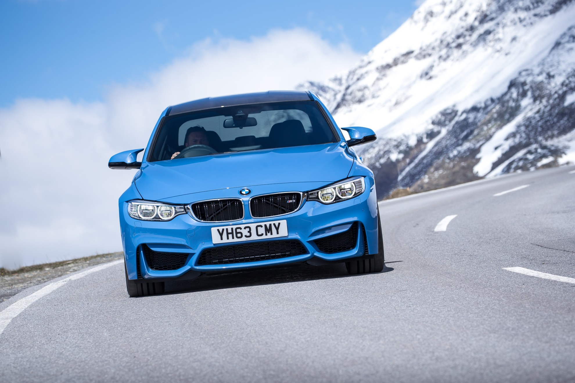 BMW M3 Saloon and BMW M4 Coupé