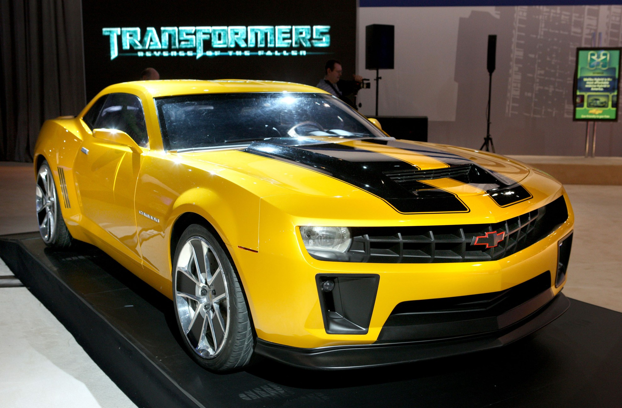 Transformers Chevrolet Camaro Transformers Over The Years
