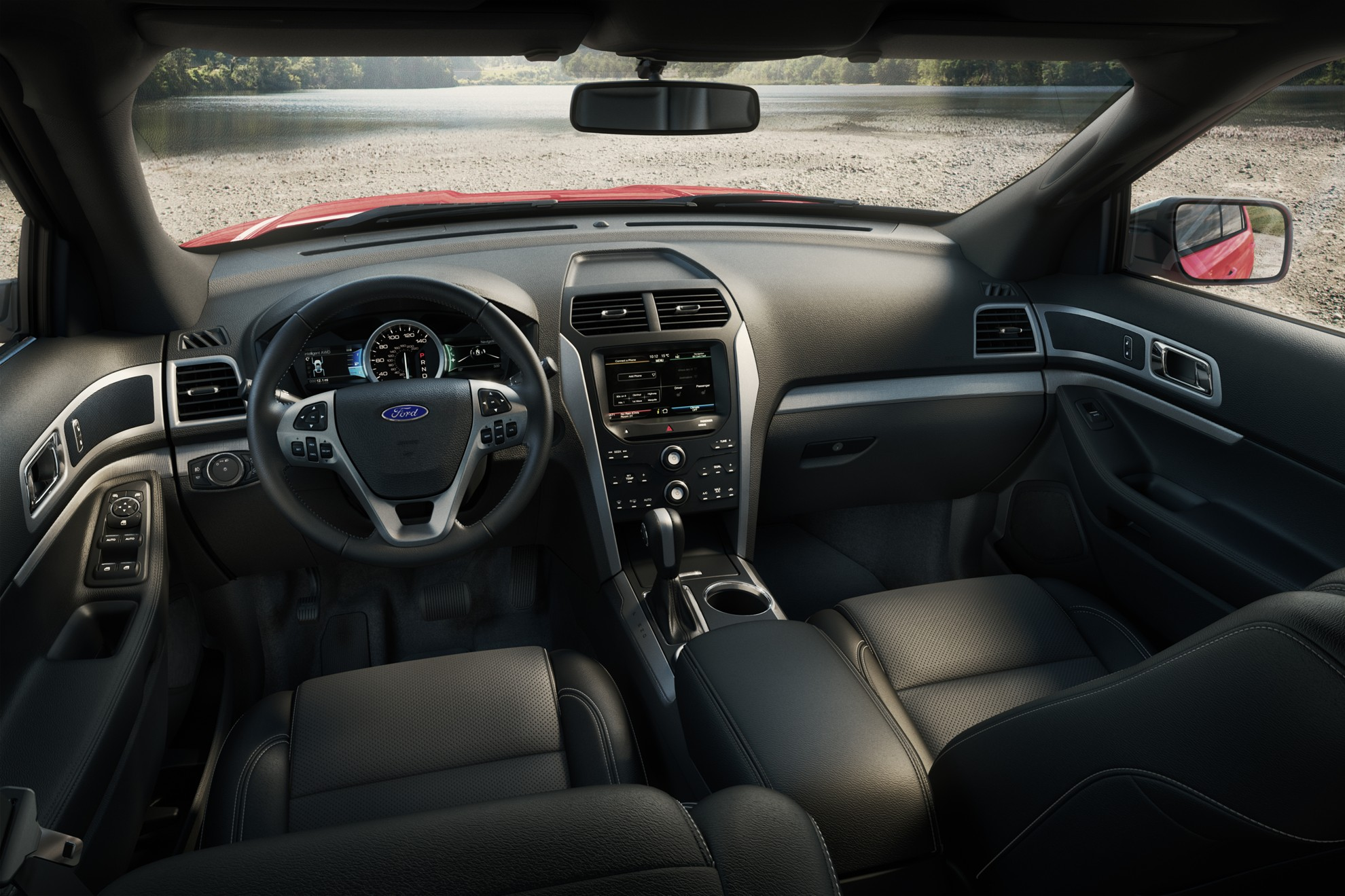 Ford-Explorer-Interior