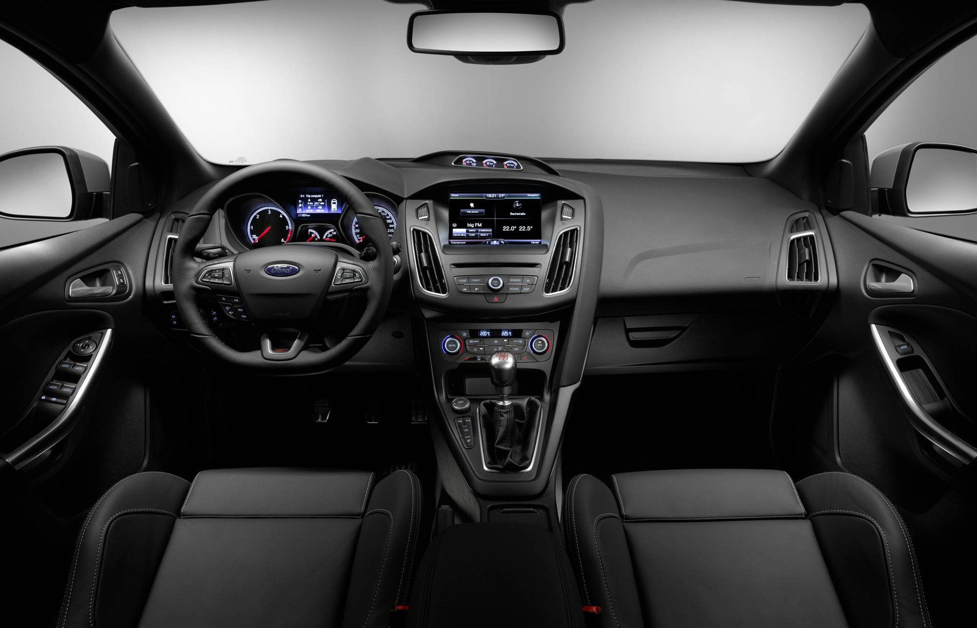 Ford_Focus_ST_Interior