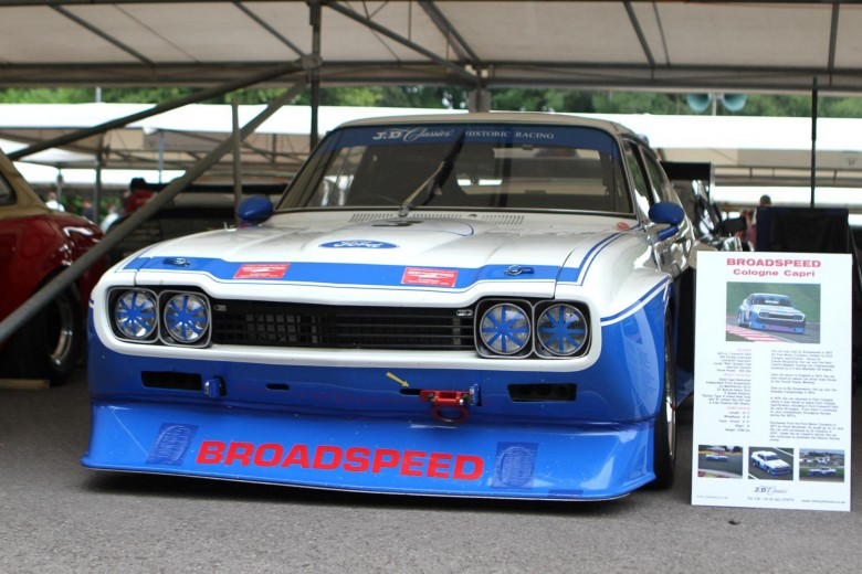 Goodwood-Festival-of-Speed-Ford