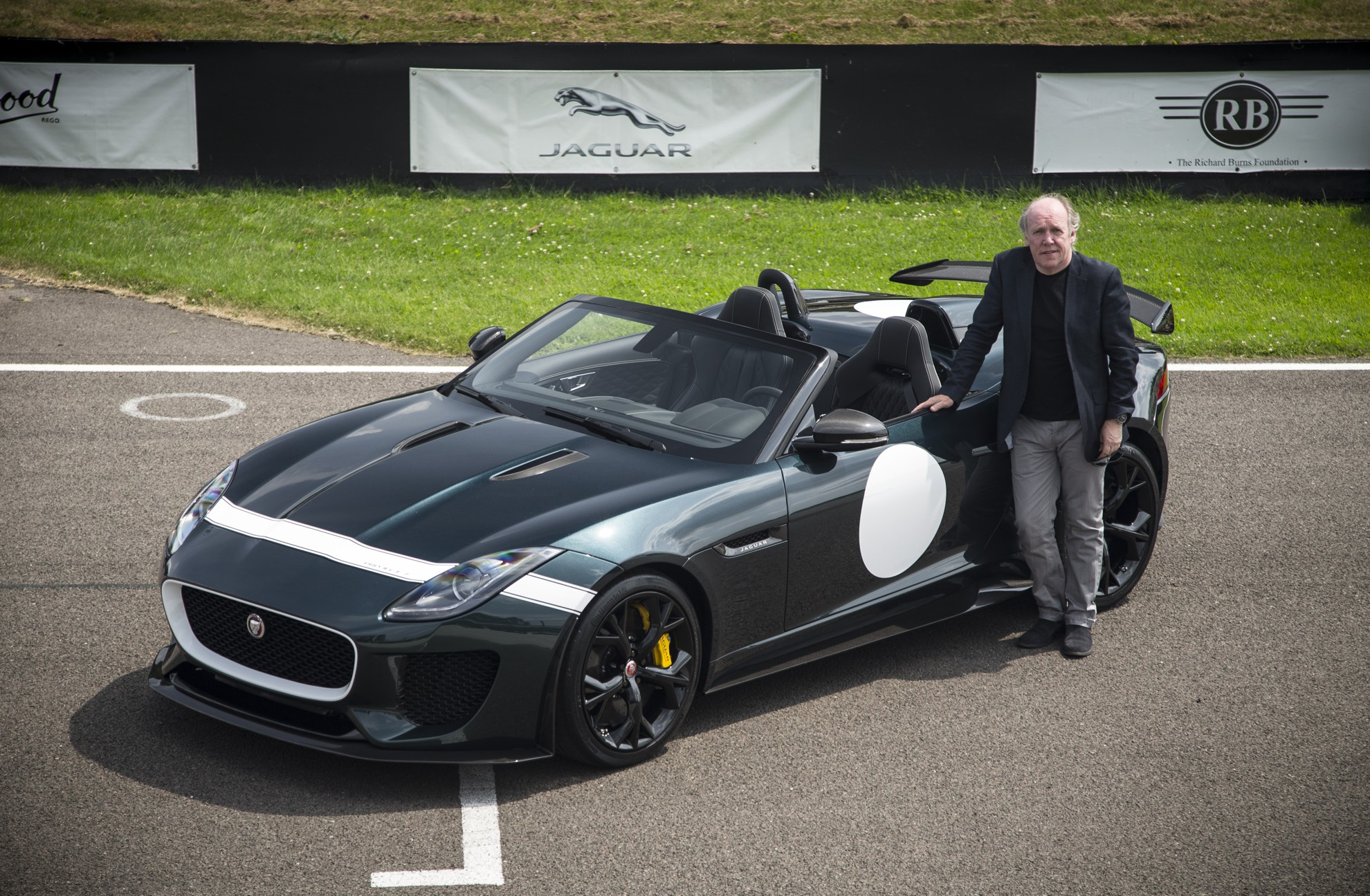Jaguar Project 7 Design Director Ian Callum
