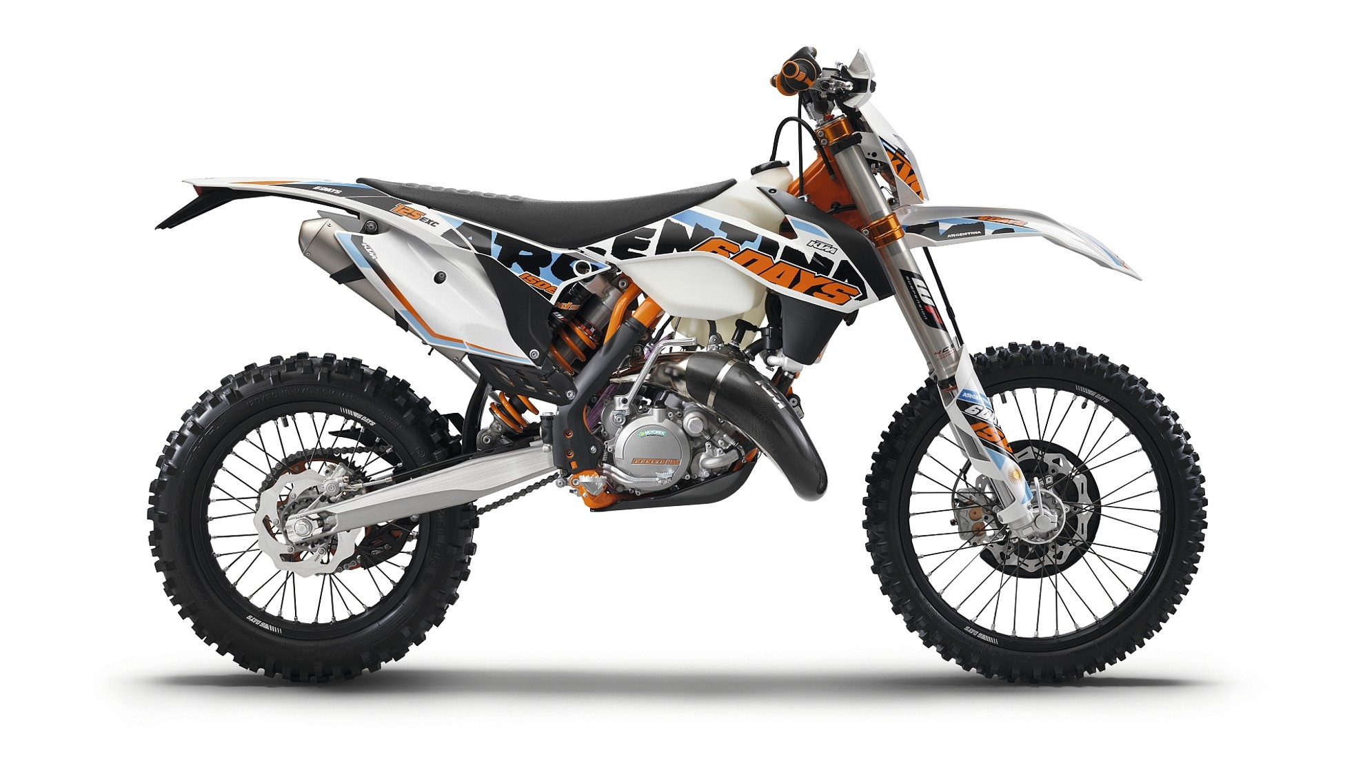 Ktm Enduro Exhaust