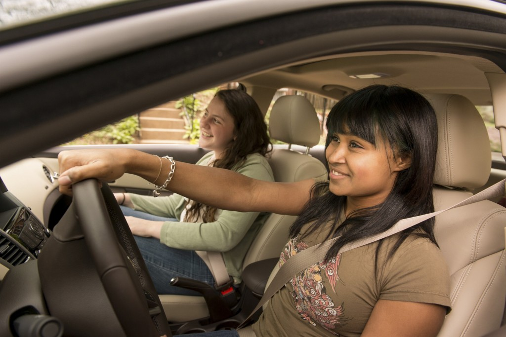 Leading causes for teen car crashes
