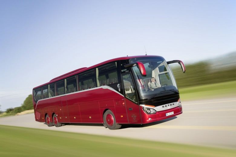 Setra Comfort Class 500 Completed!
