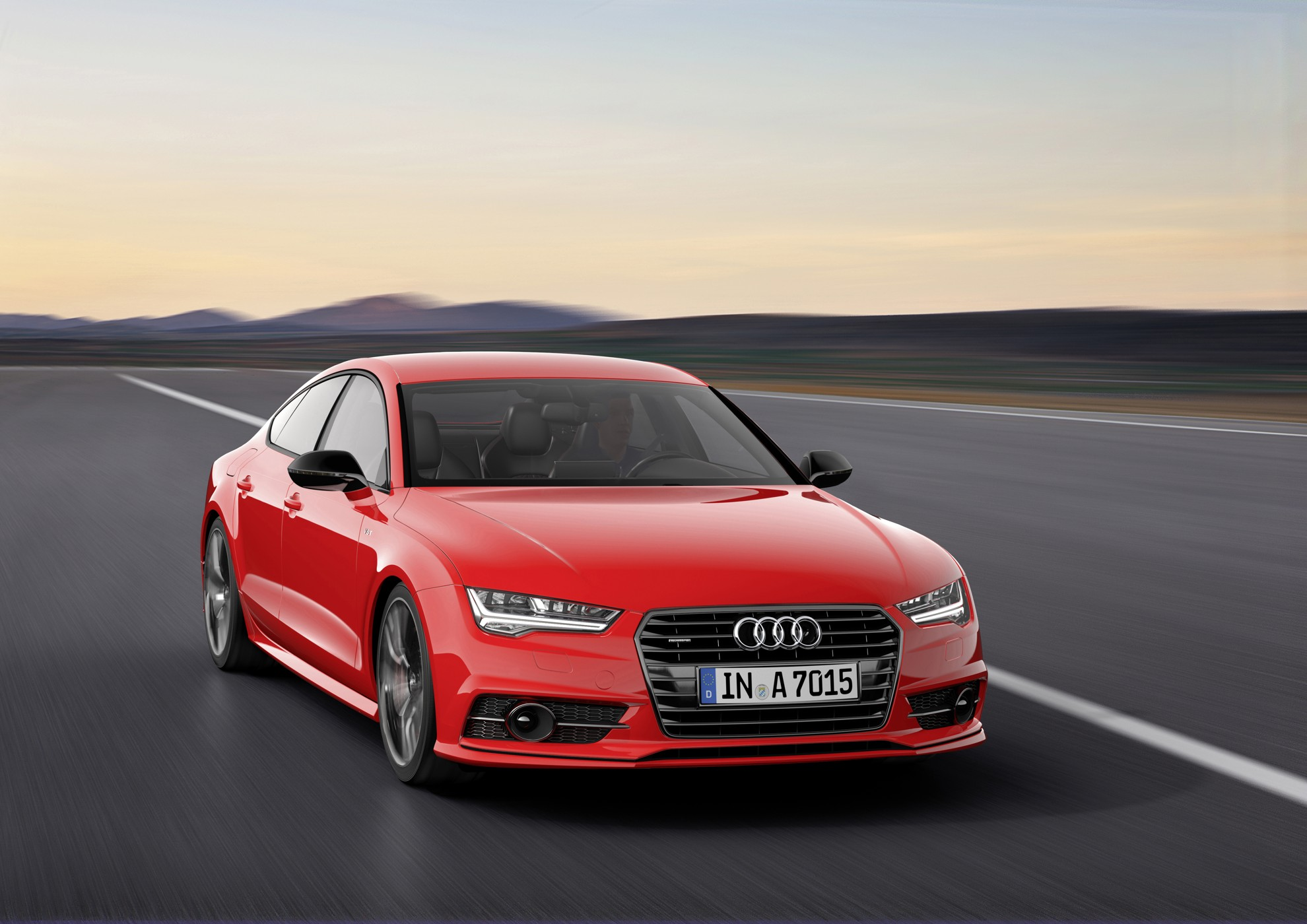audi a7 sportback 3 0 tdi competition 25 years of audi tdi technology. Black Bedroom Furniture Sets. Home Design Ideas
