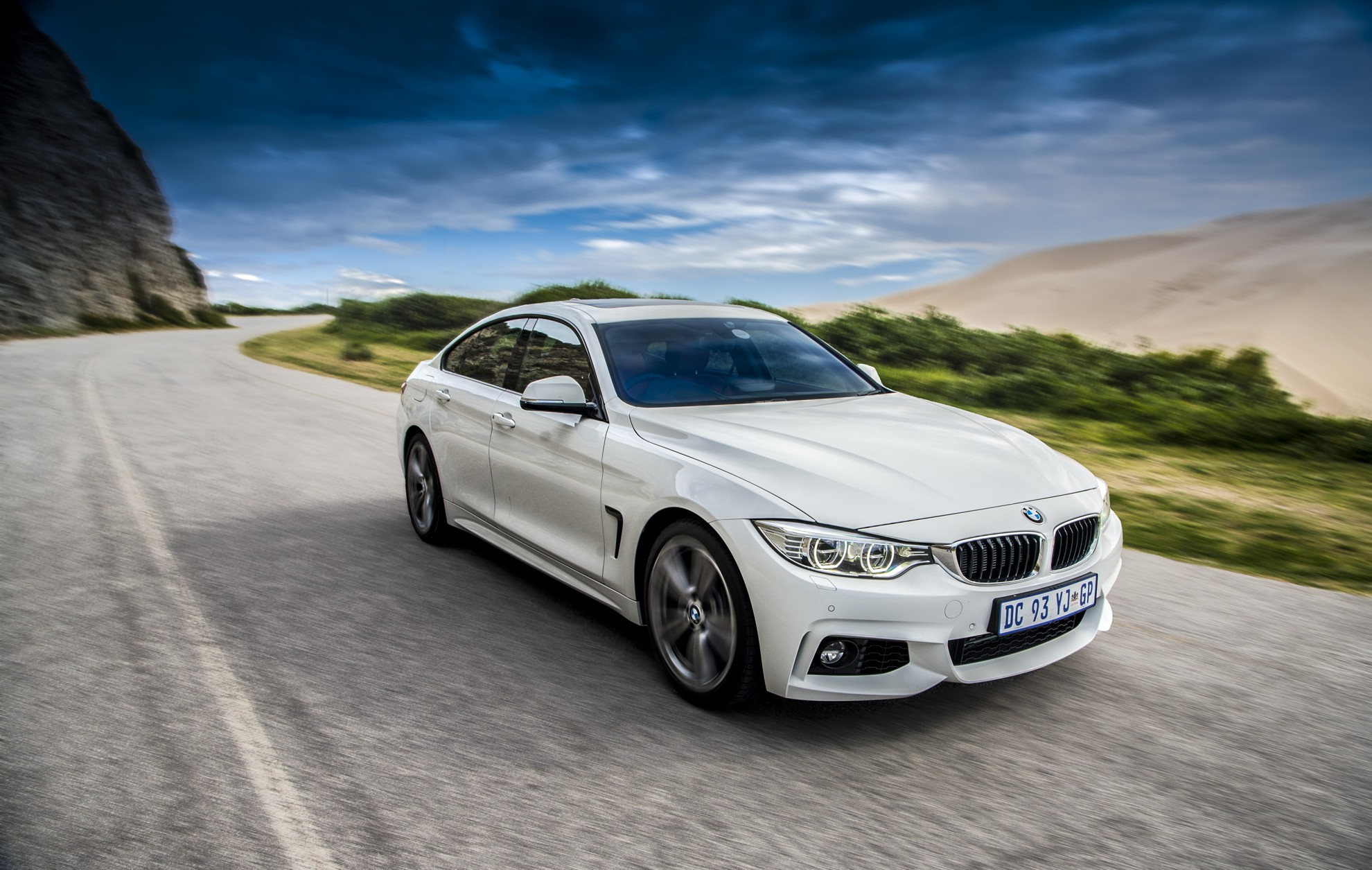 new bmw 4 series gran coupe now available in south africa. Black Bedroom Furniture Sets. Home Design Ideas