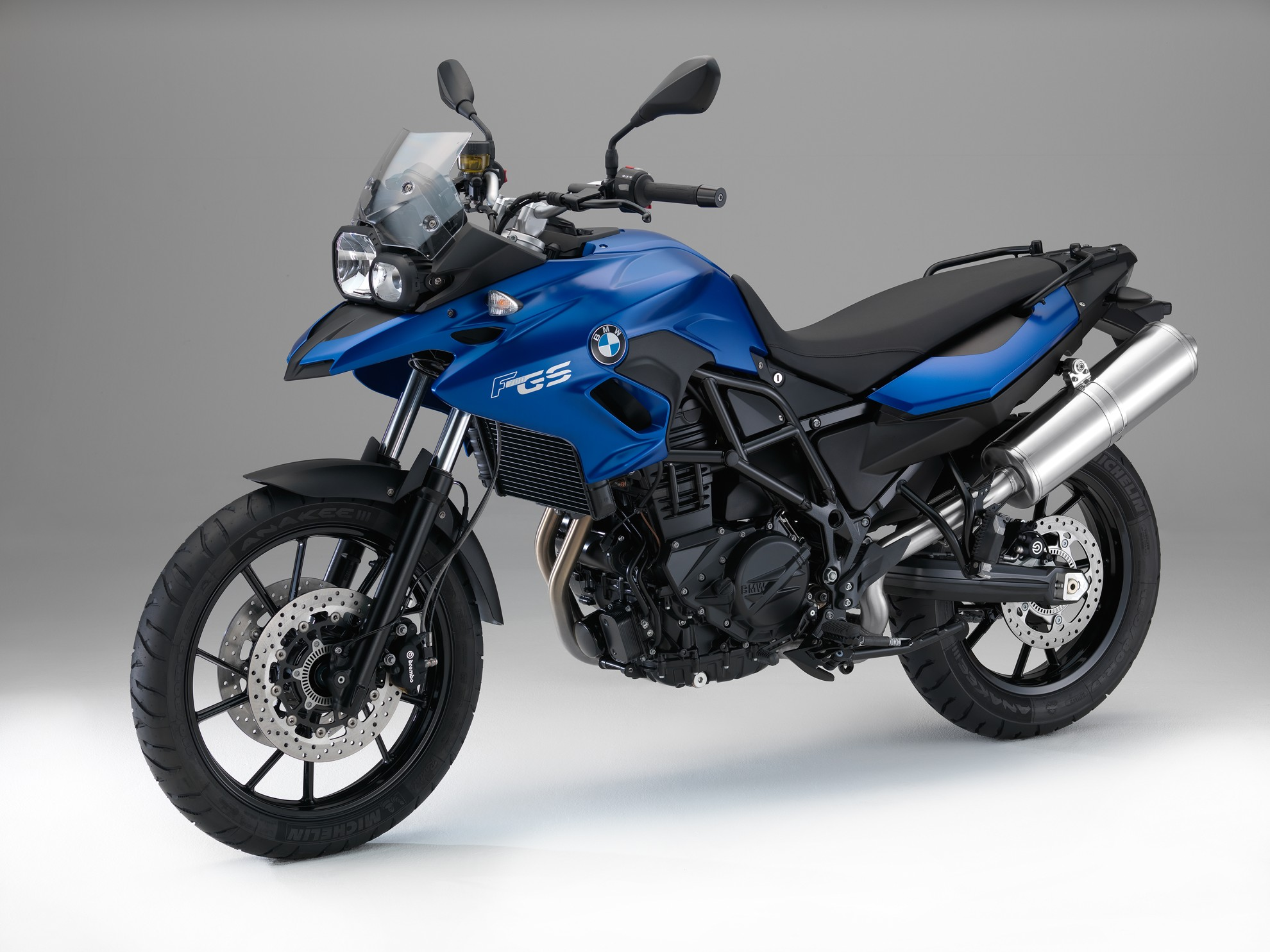 As Of Model Year 2015, The BMW F 700 GS Will Also Be Available In The  Following New Paint Finishes Or Paint Finish Combinations: