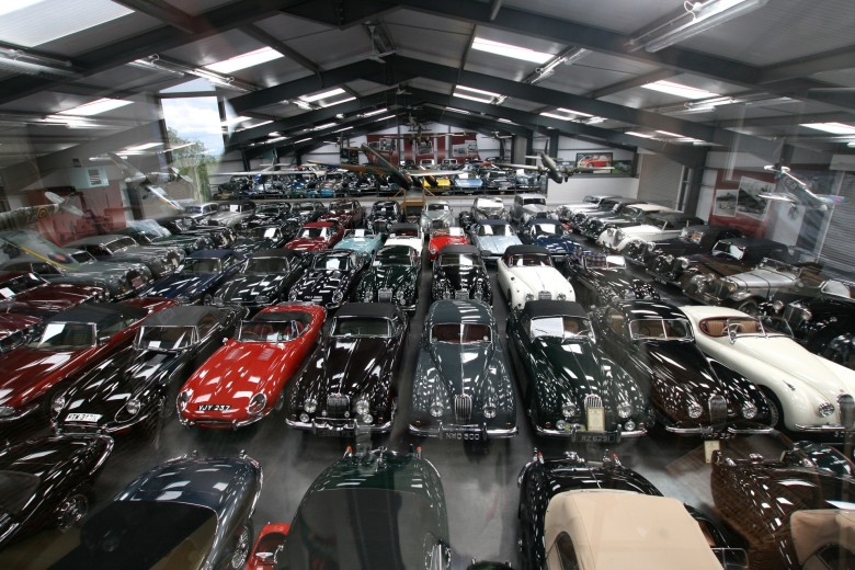 British_Classic_Car_Collection
