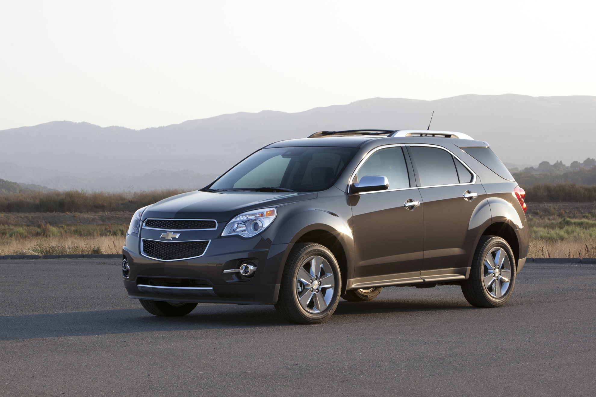 Chevrolet Equinox Compact Suv Sales Still Rising After