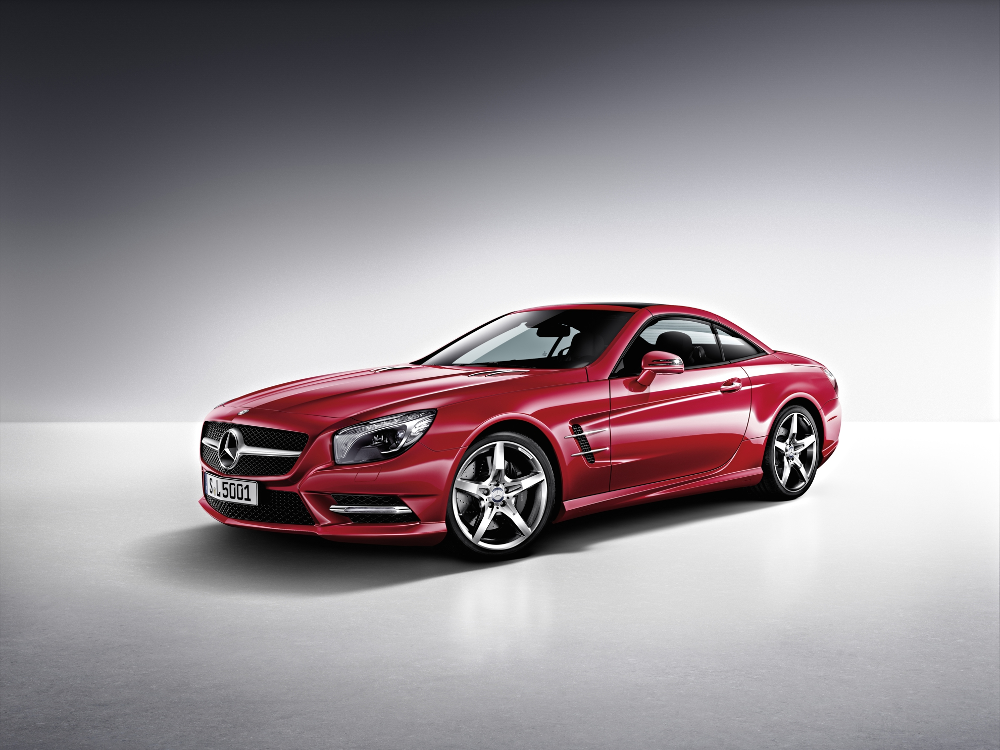 Mercedes benz sl 400 amg for Mercedes benz sl coupe