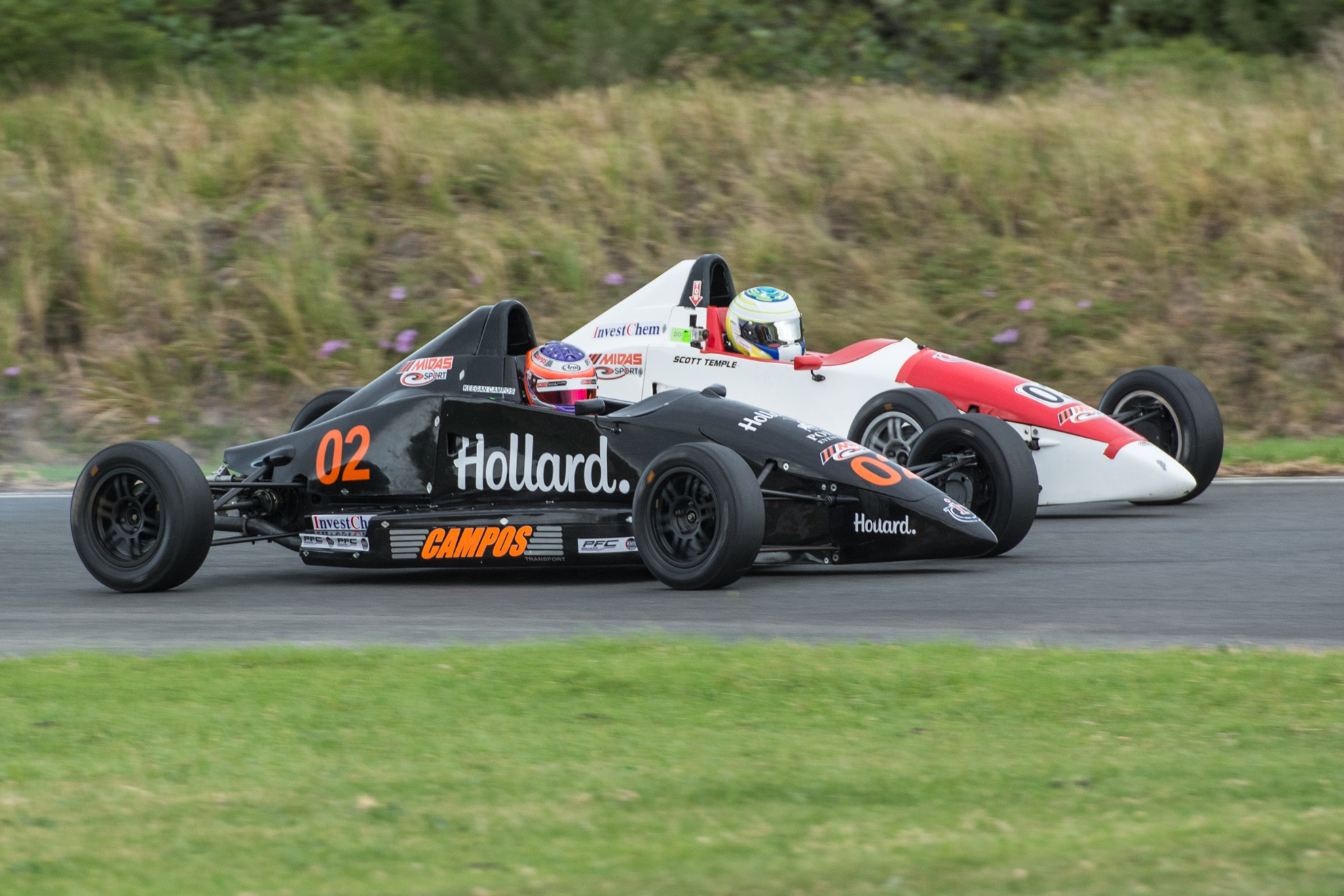 South Africa Single Seaters