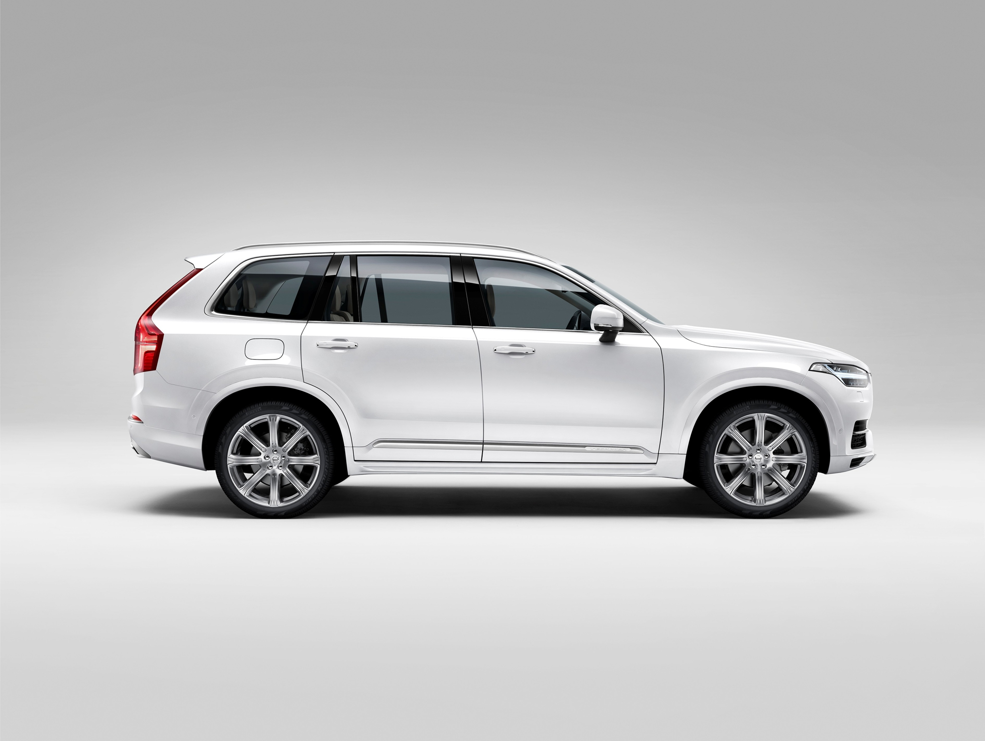 2015 Volvo Xc90 World Premiere