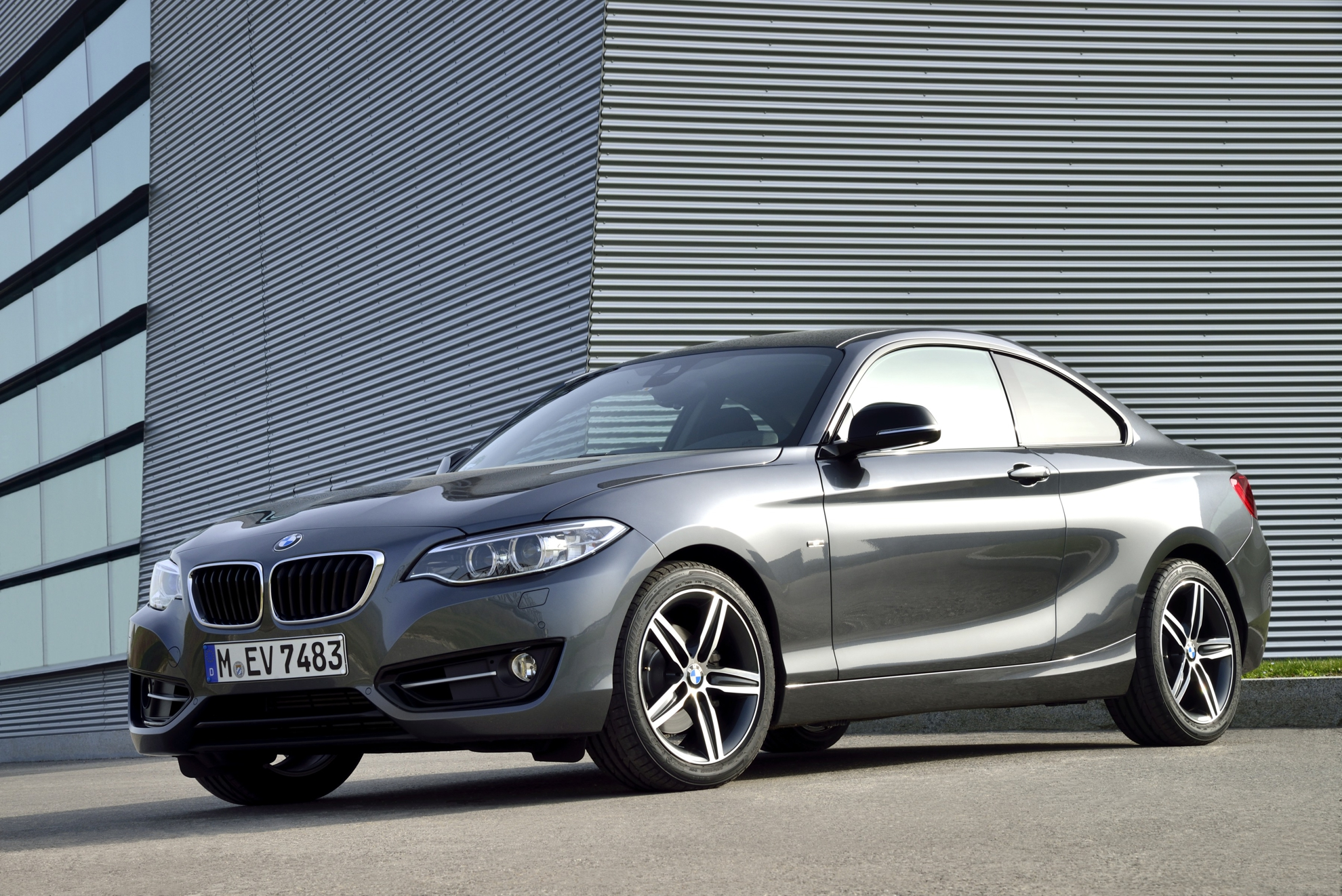 bmw 2 series coupe. Black Bedroom Furniture Sets. Home Design Ideas