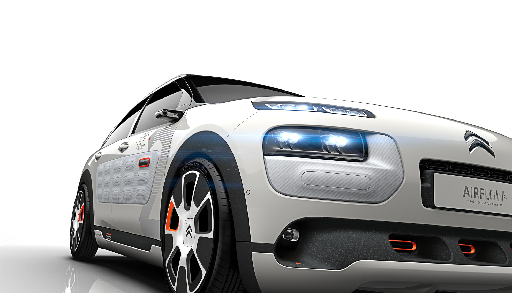 paris motor show 2014 citroen cactus c4 concept car. Black Bedroom Furniture Sets. Home Design Ideas