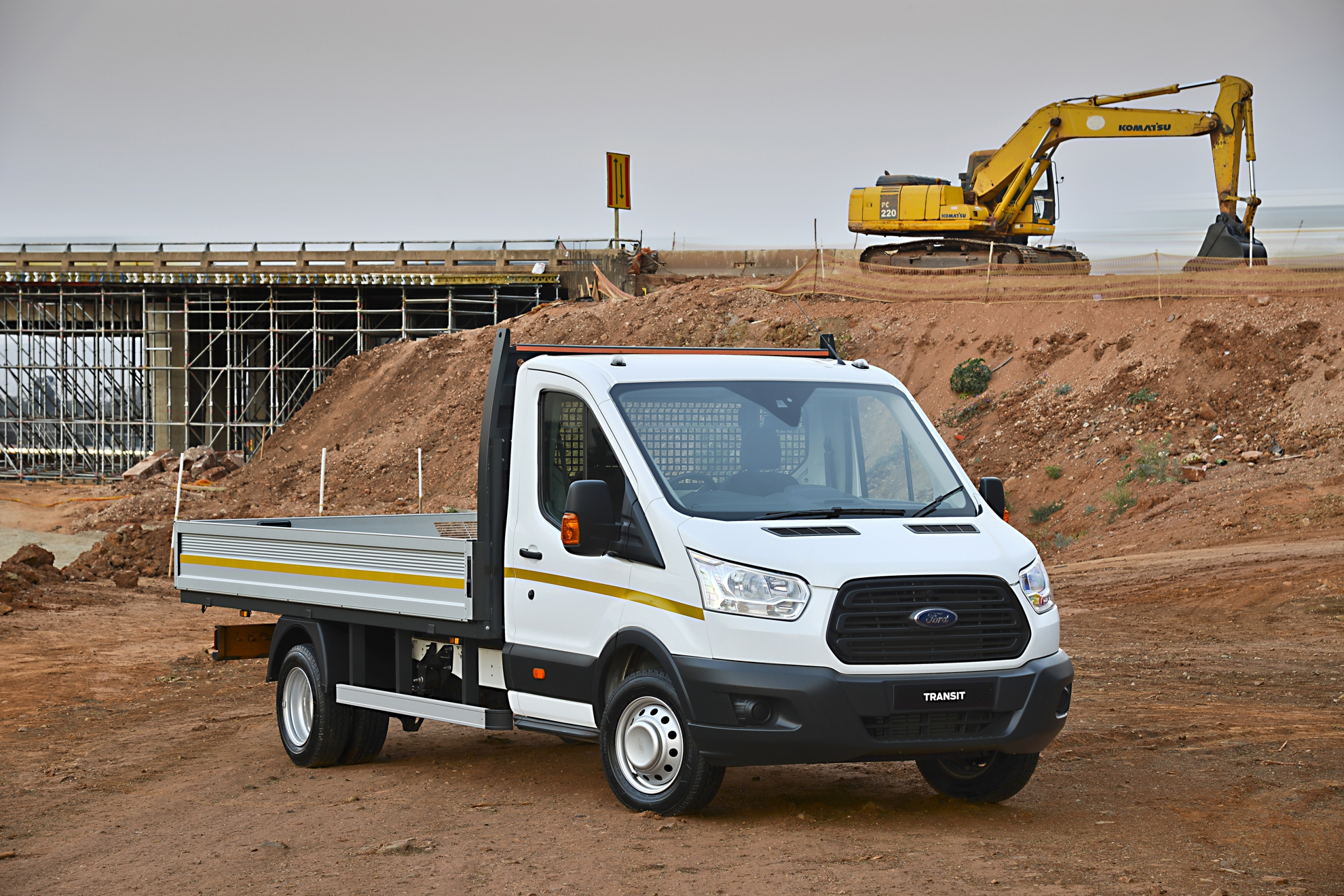 Electra mining africa 2014 ford transit van for Ford motor company incentives