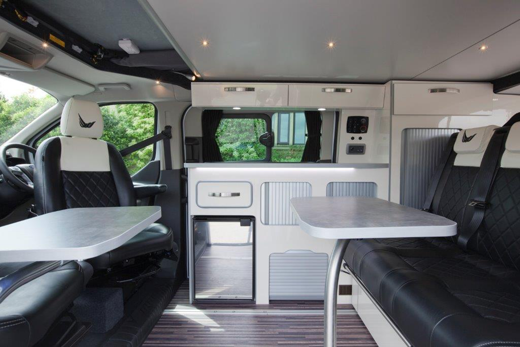 Ford-Campervan-Interior
