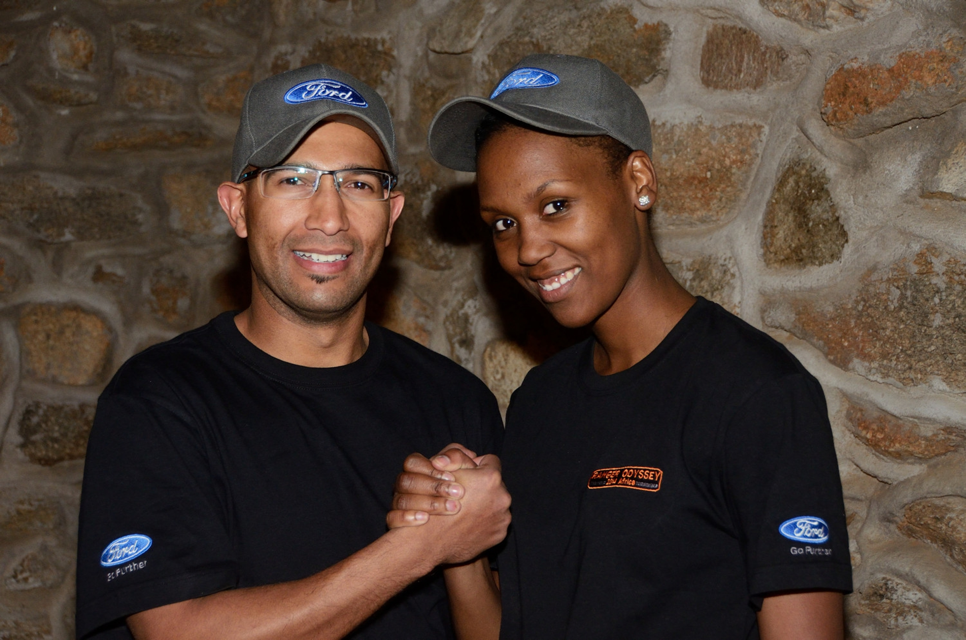 Team 6 Garron Ockhuis And Linda Khanye