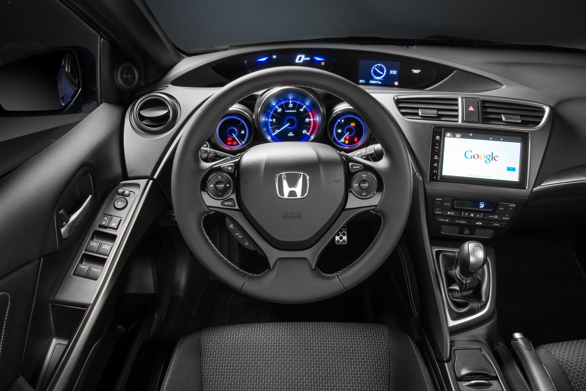 Honda-Civic-Interior