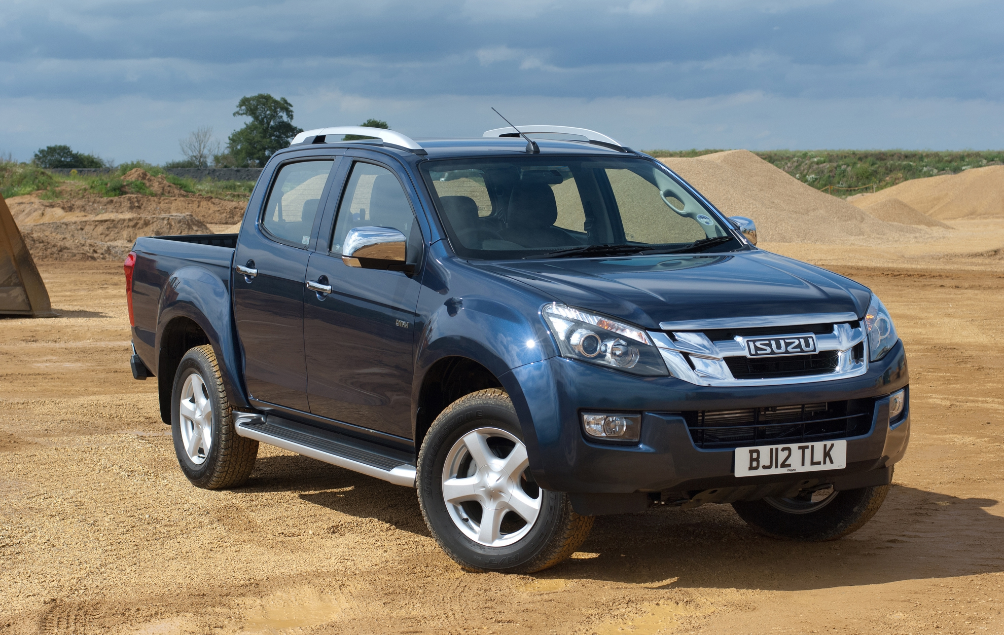 Isuzu D Max Pick Up Truck Of The Year 2014