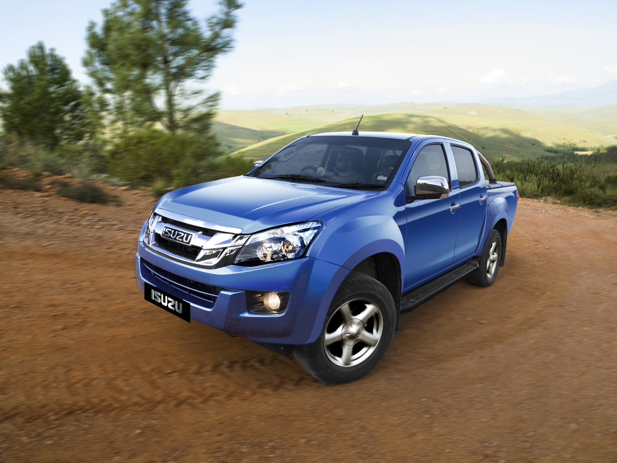 Isuzu Kb 2014 Enhancements