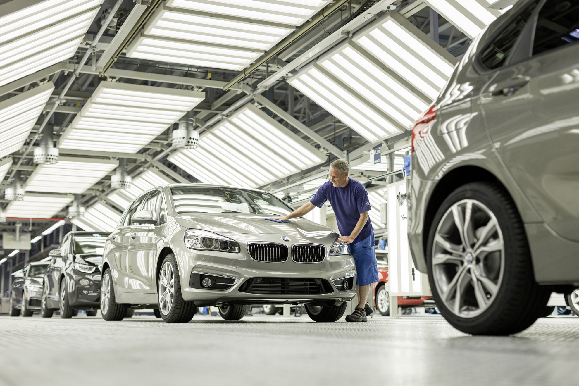 BMW-Production