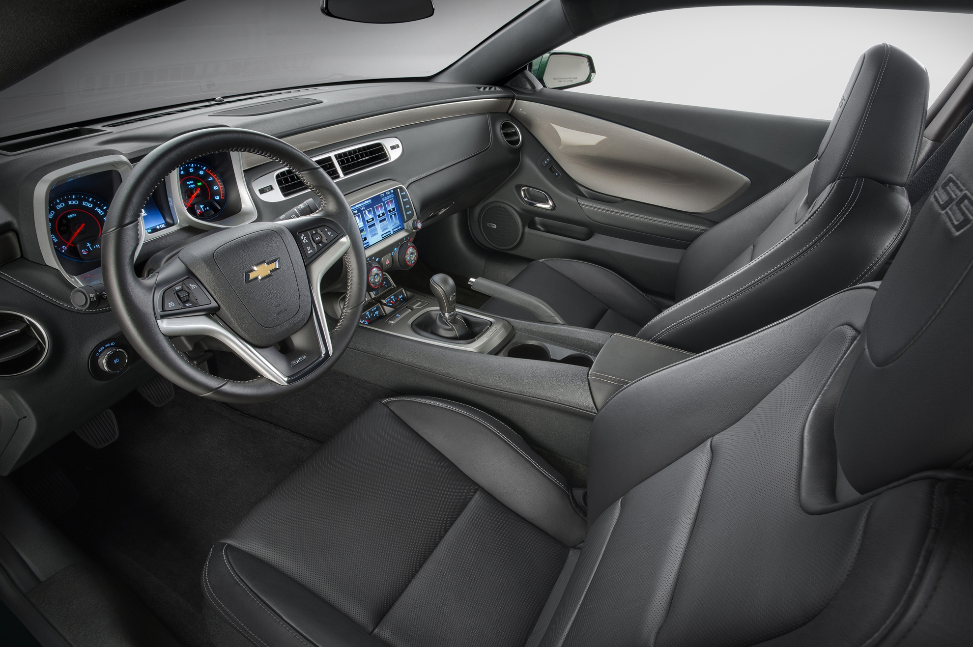 Chevrolet-Camaro-Interior