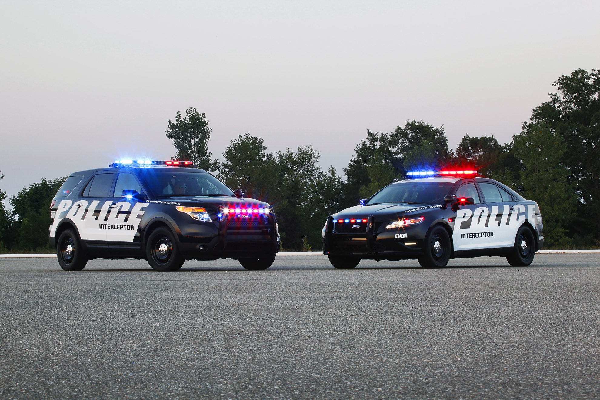 Ford motor company to improve police officer public safety for Ford motor company phone directory