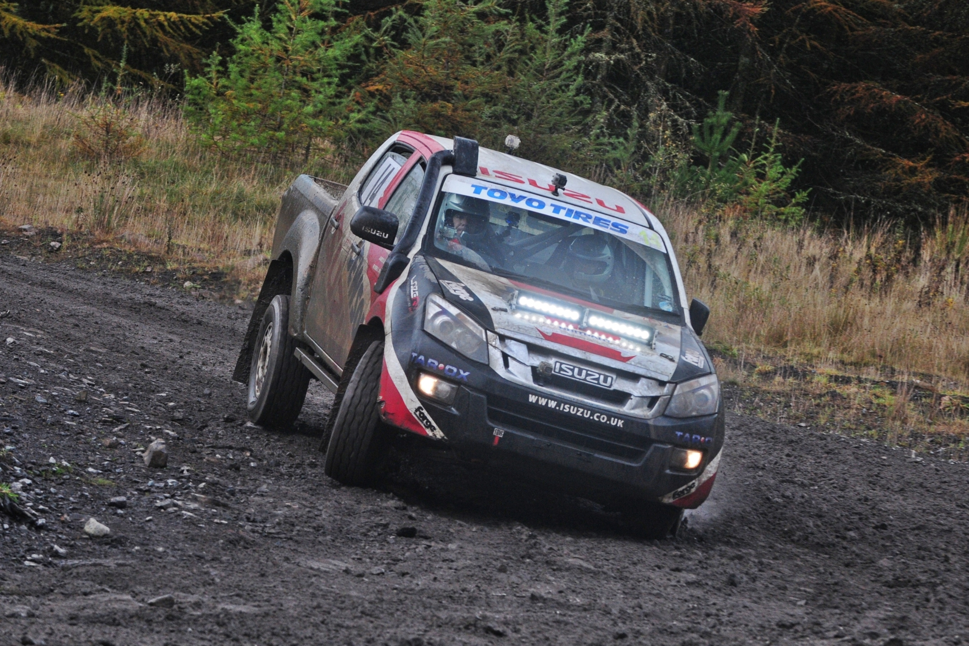 Isuzu-D-Max-Rally
