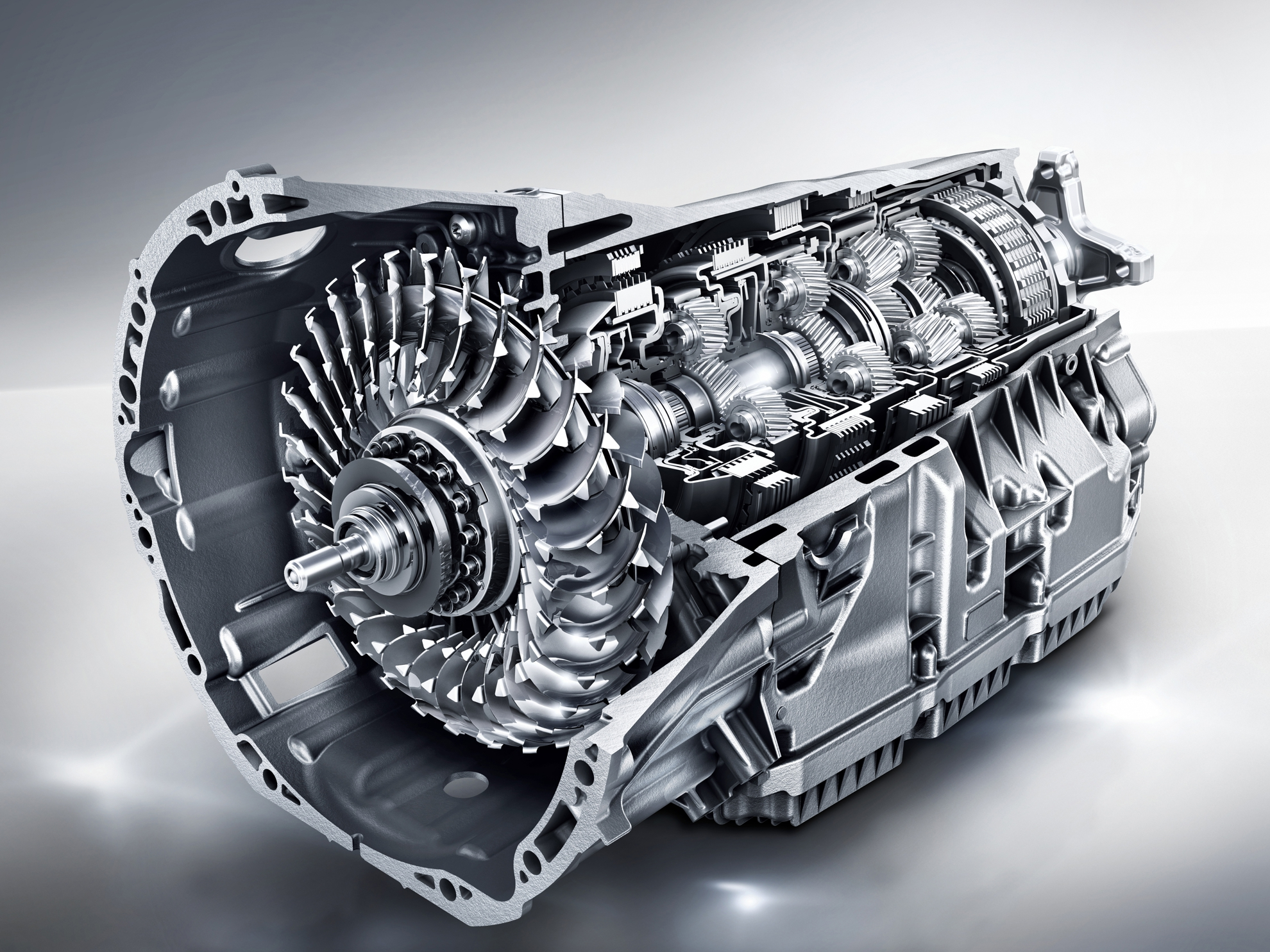Mercedes-Benz-CLS-Transmission