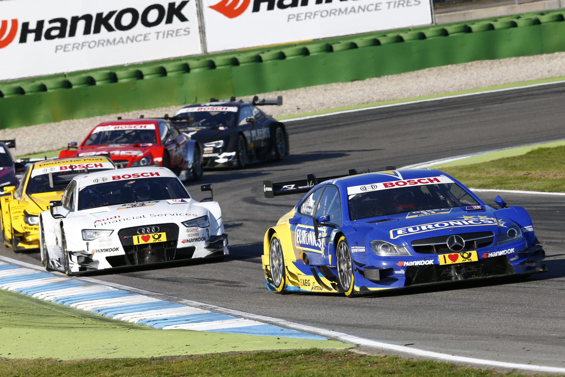 Mercedes-Benz-DTM-Racing