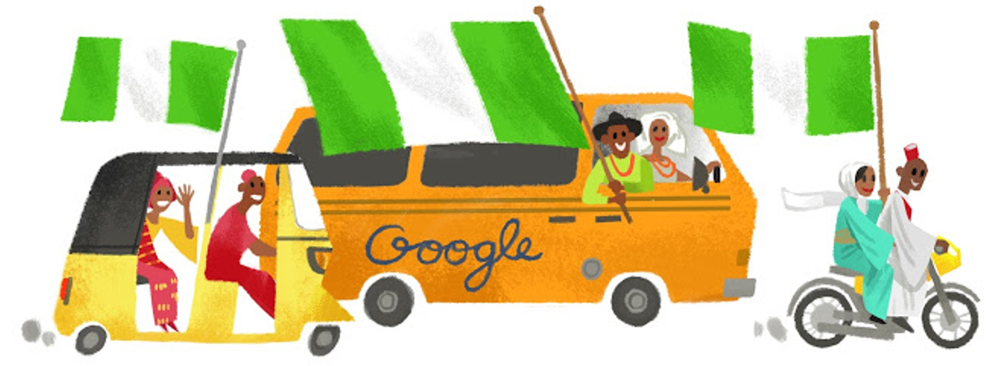 Nigeria-Independence