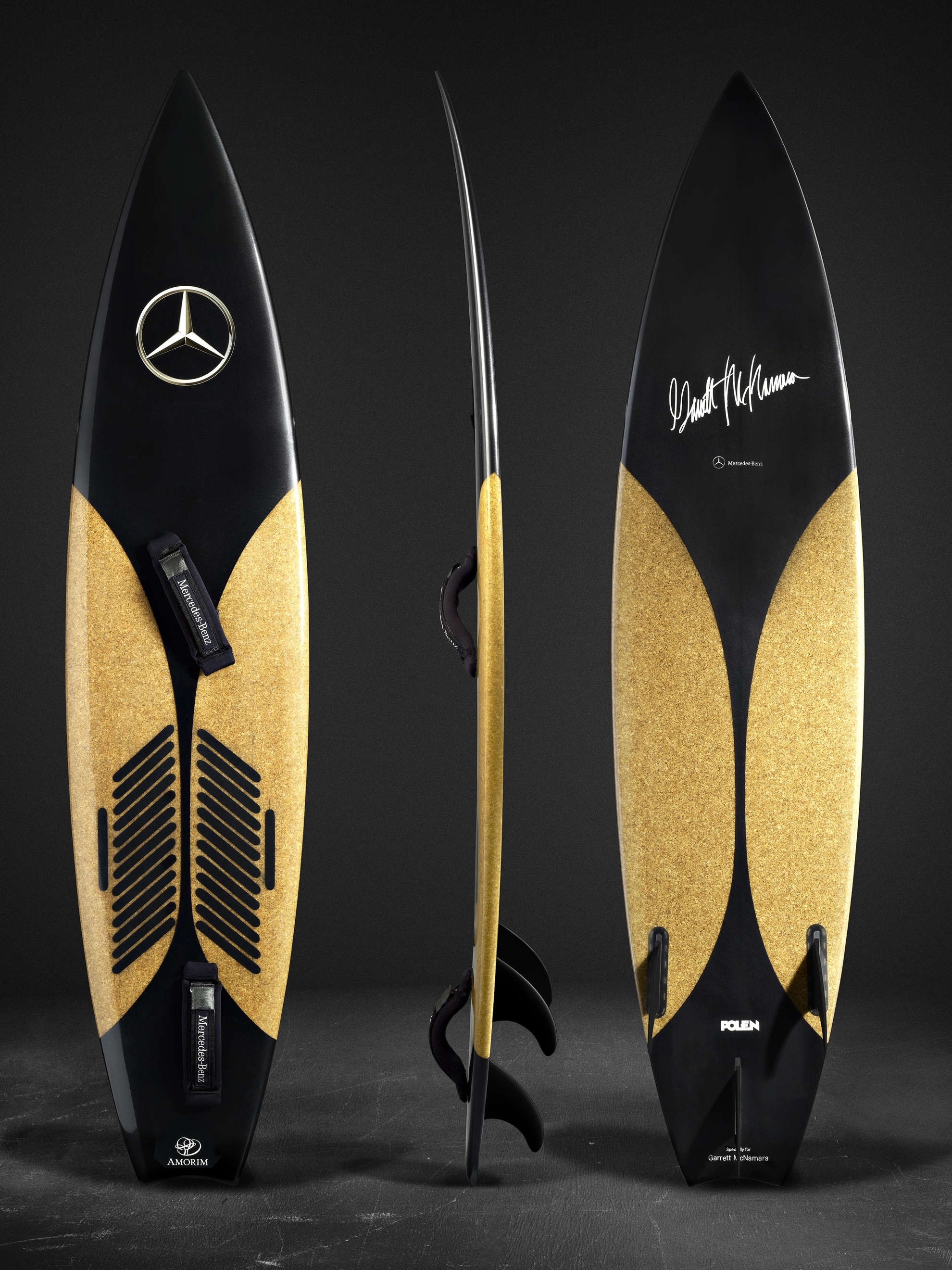 Mercedes-Benz-Surfboard