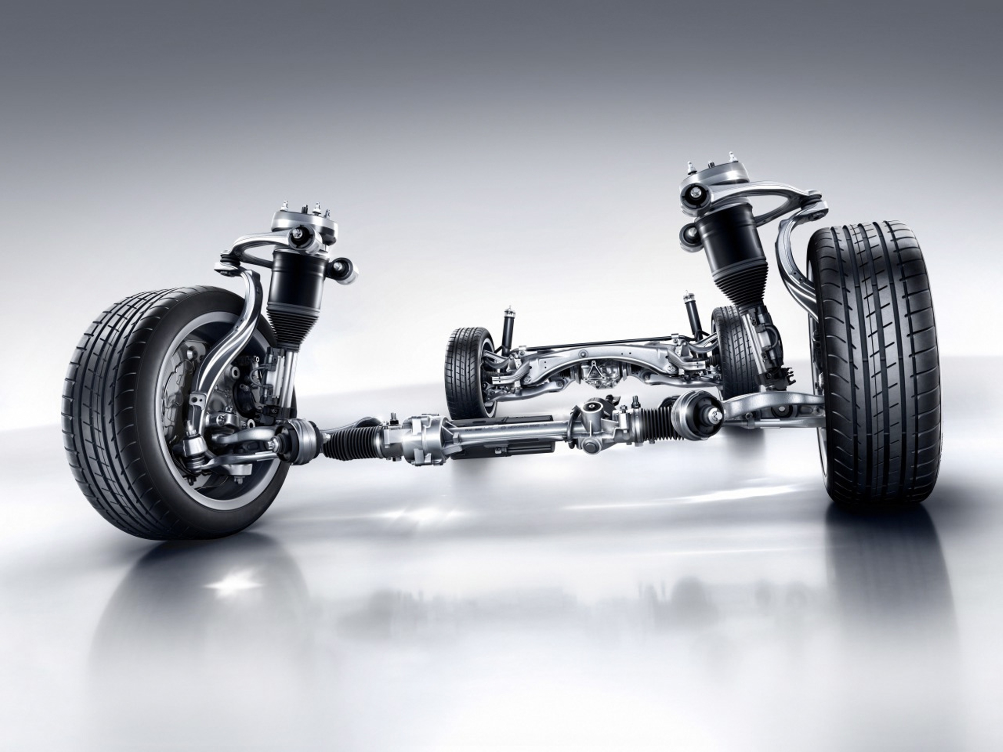 chassis and suspension mercedes benz c class estate