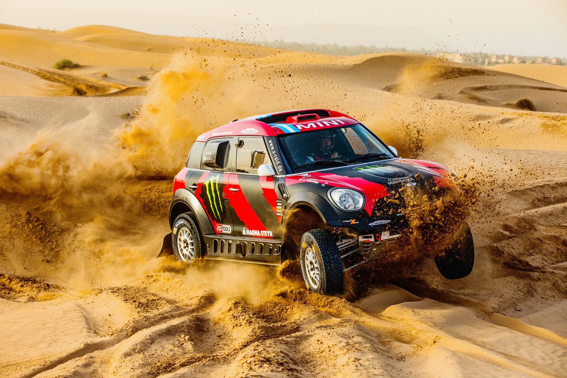 Dakar Rally. Fascinating adventure or fierce competition 19