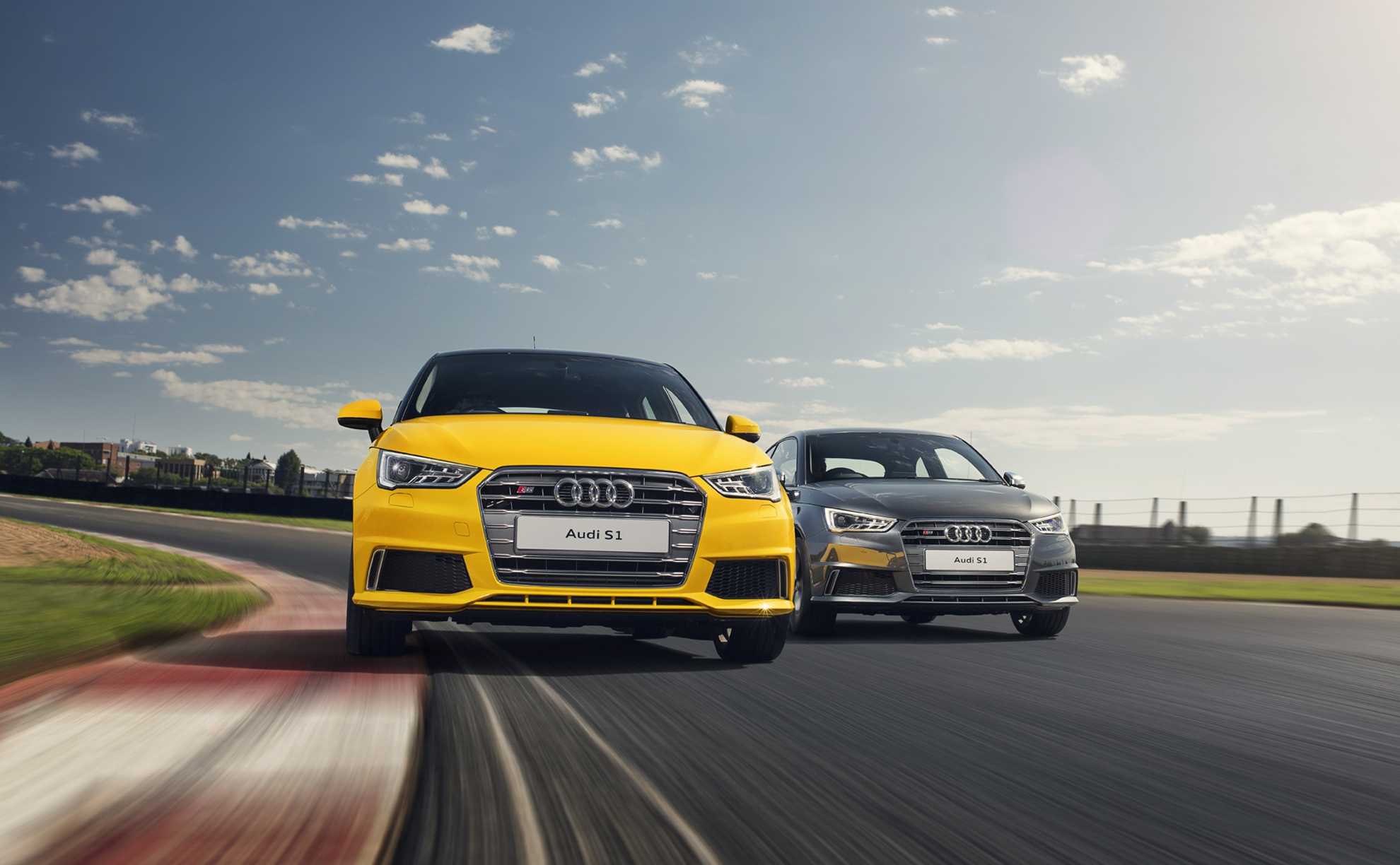 The new Audi S1