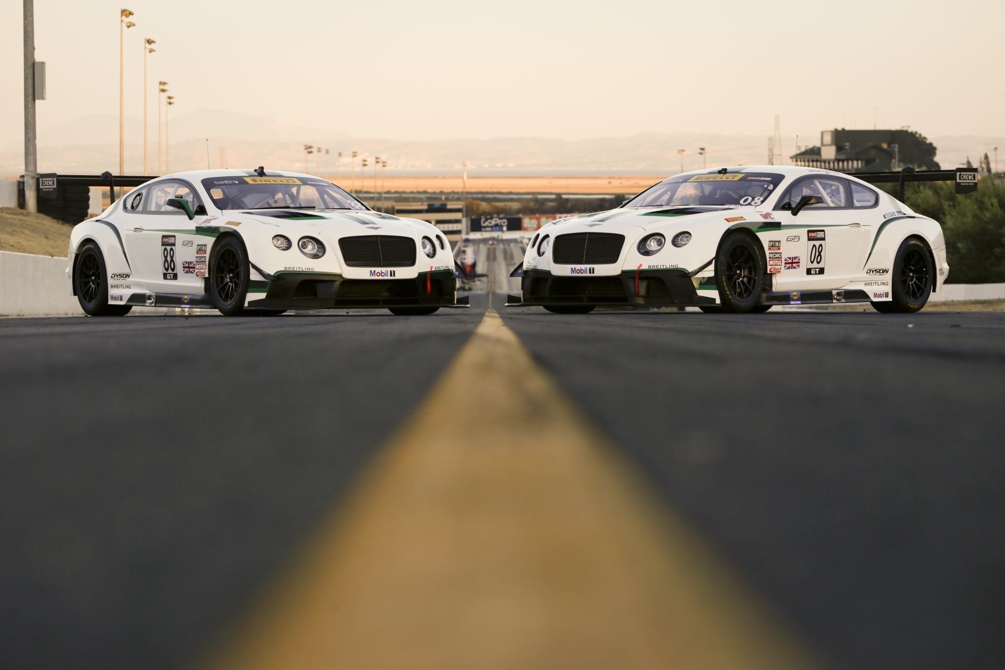 Bentley-Motorsport-Schedule