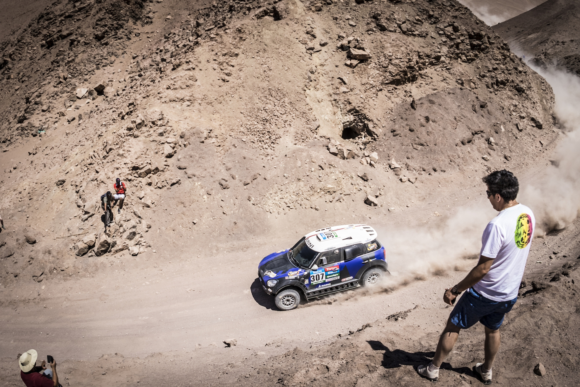 Dakar-2015-MINI-Rally-Team