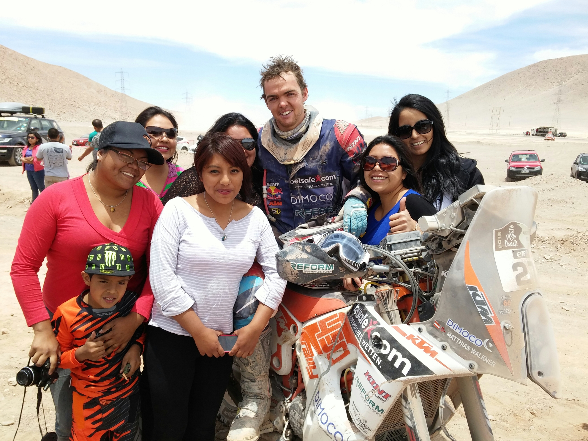 Dakar-2015-Rally-KTM-Motorcycles