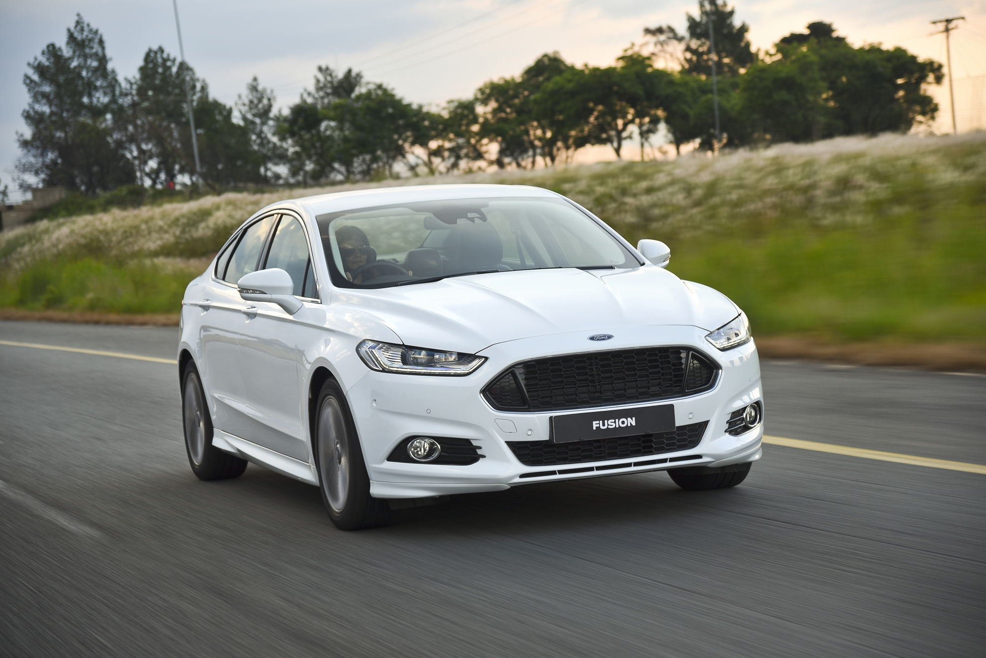 fusion ford models