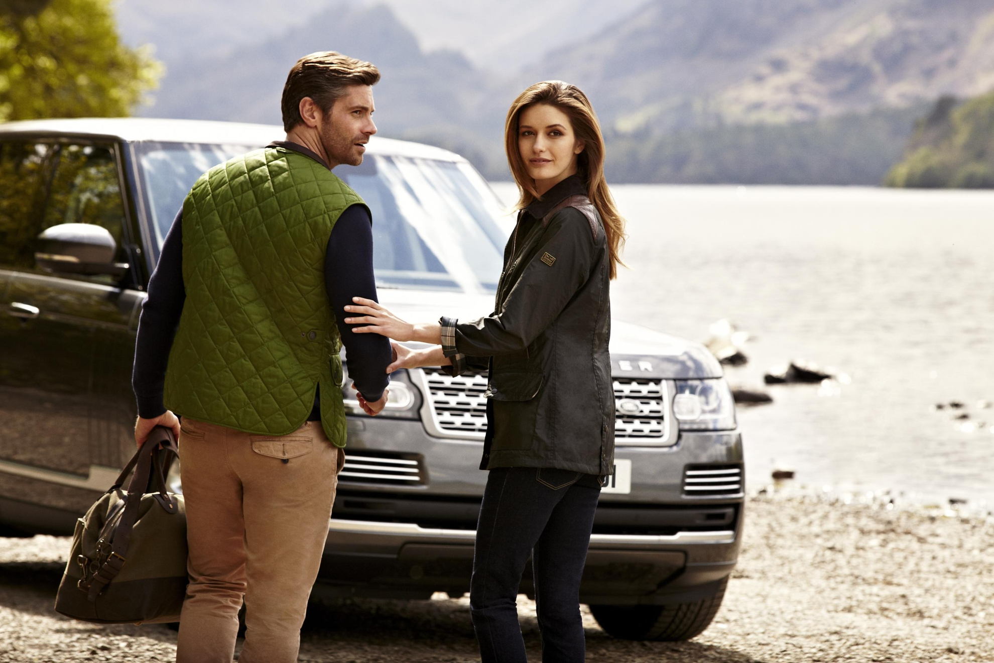 Land-Rover-Barbour-Clothing