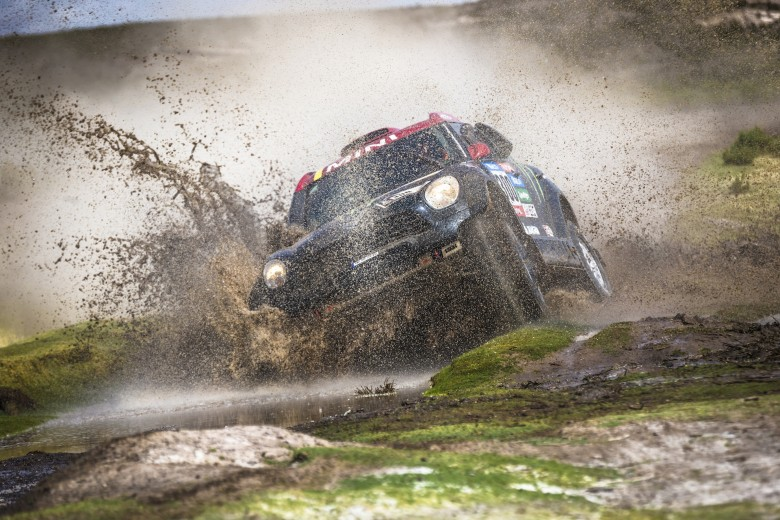 MINI-Dakar-Rally
