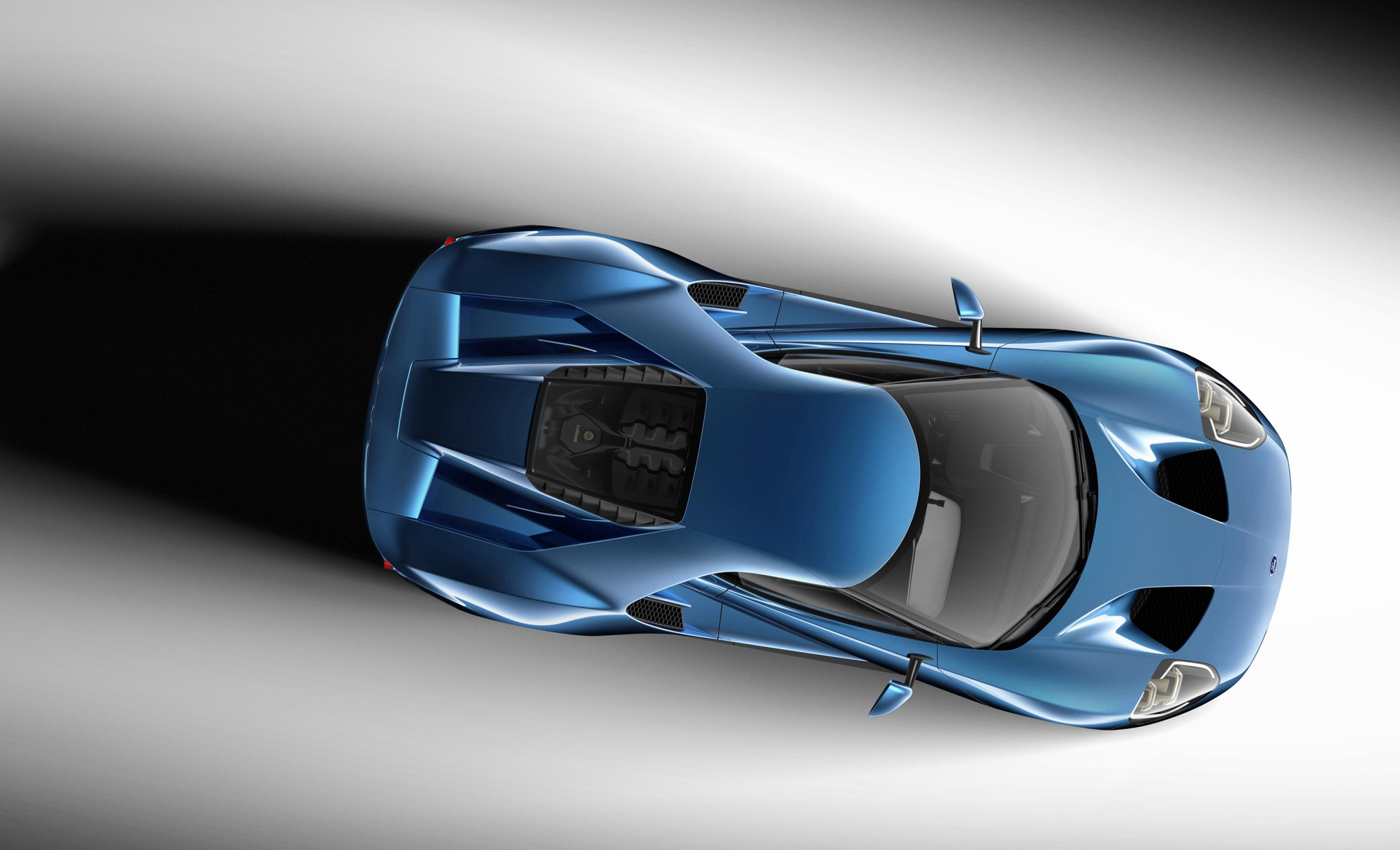 Sets New Standards For Ford Innovation Through Performance With Advances In Light Weighting Aerodynamics And Ultra Efficient Ecoboost Engine Ford Gt