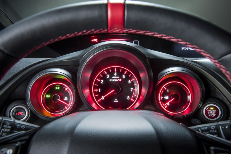 Honda-Civic-Type-R-Interior