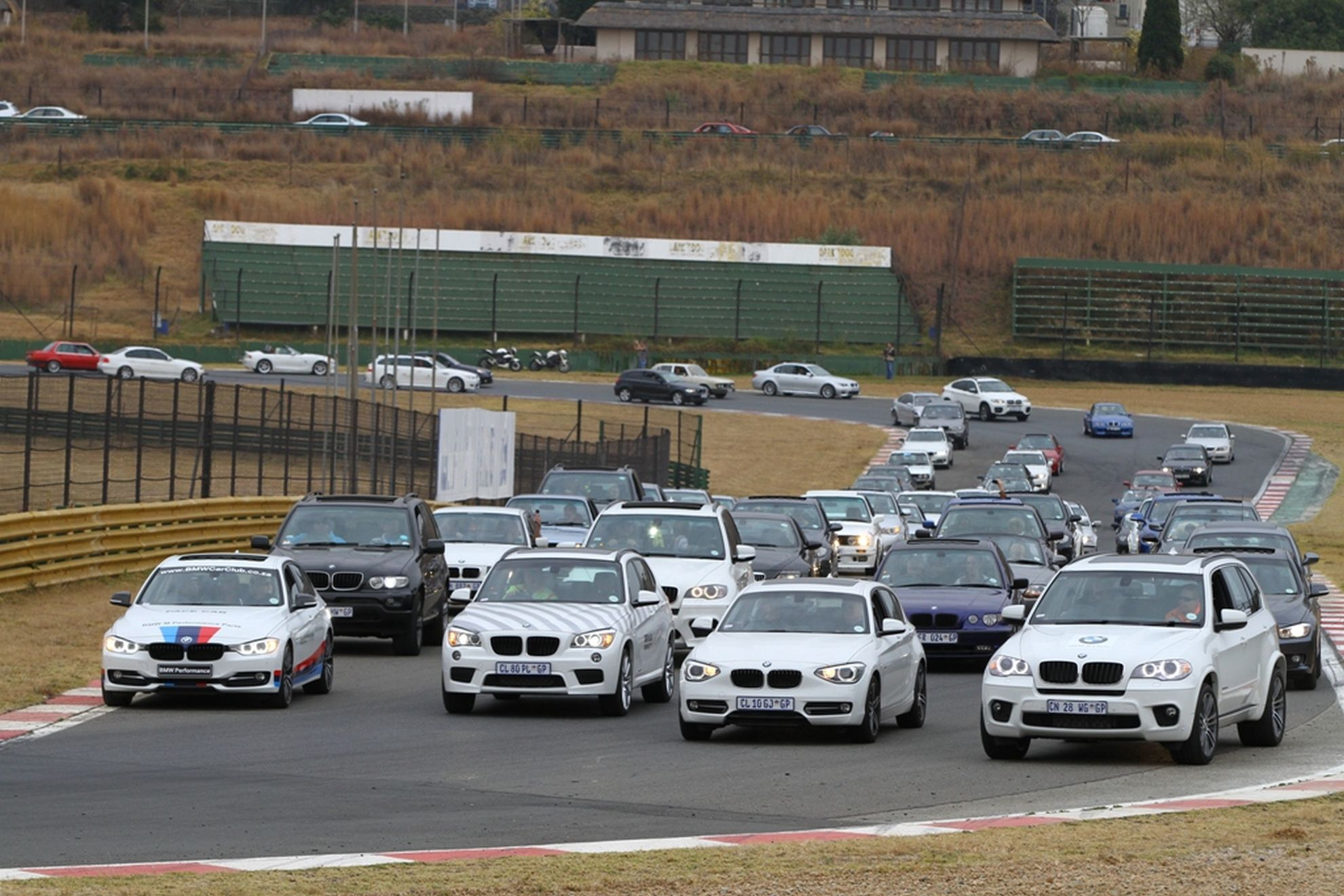 BMW Car Club Kyalami History