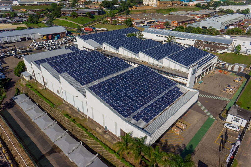 Man Trucks South Africa Launch Carbon Neutral Assembly Plant