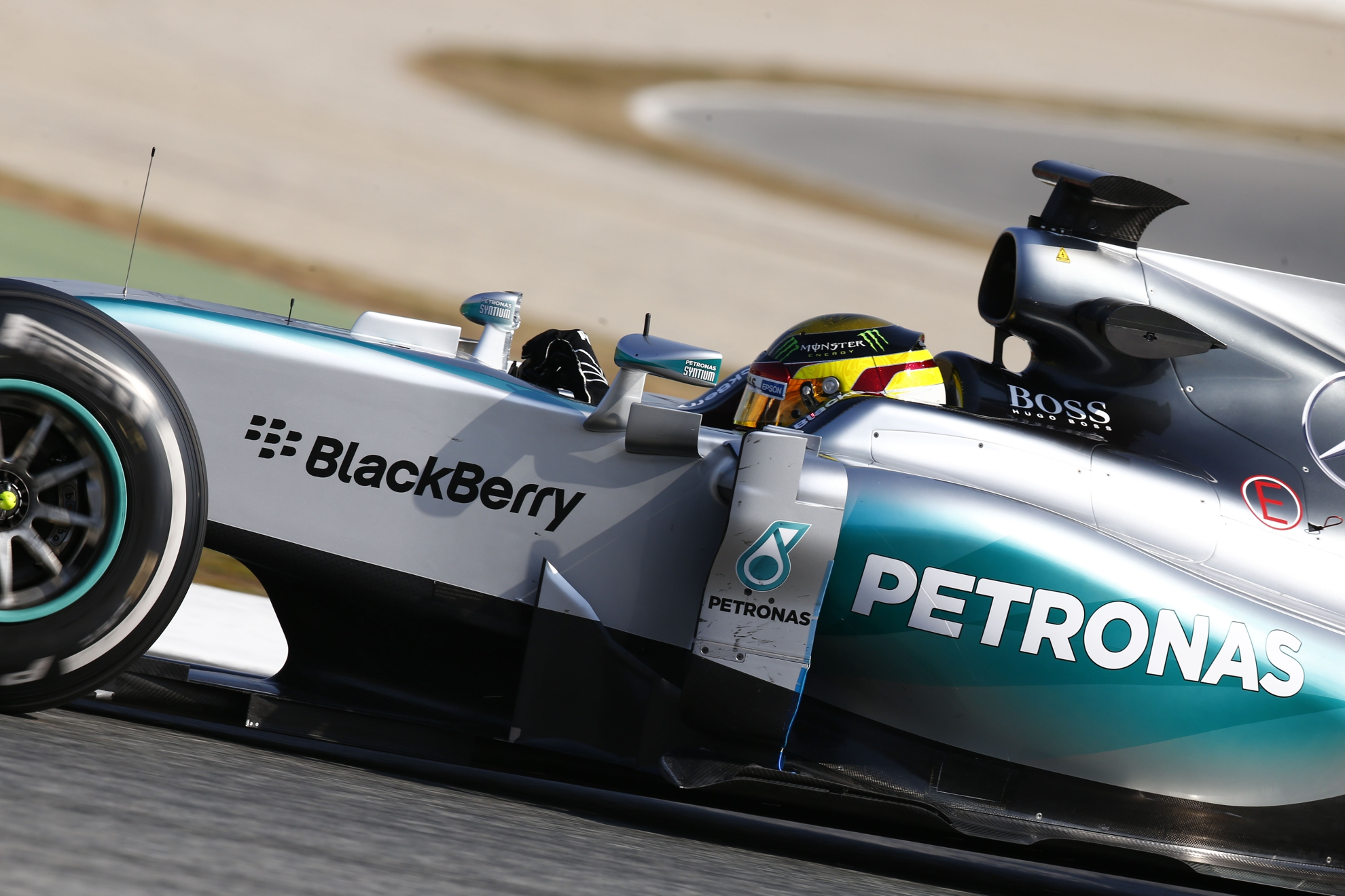 mercedes amg petronas announces new partnership with bose ahead of 2015 season. Black Bedroom Furniture Sets. Home Design Ideas