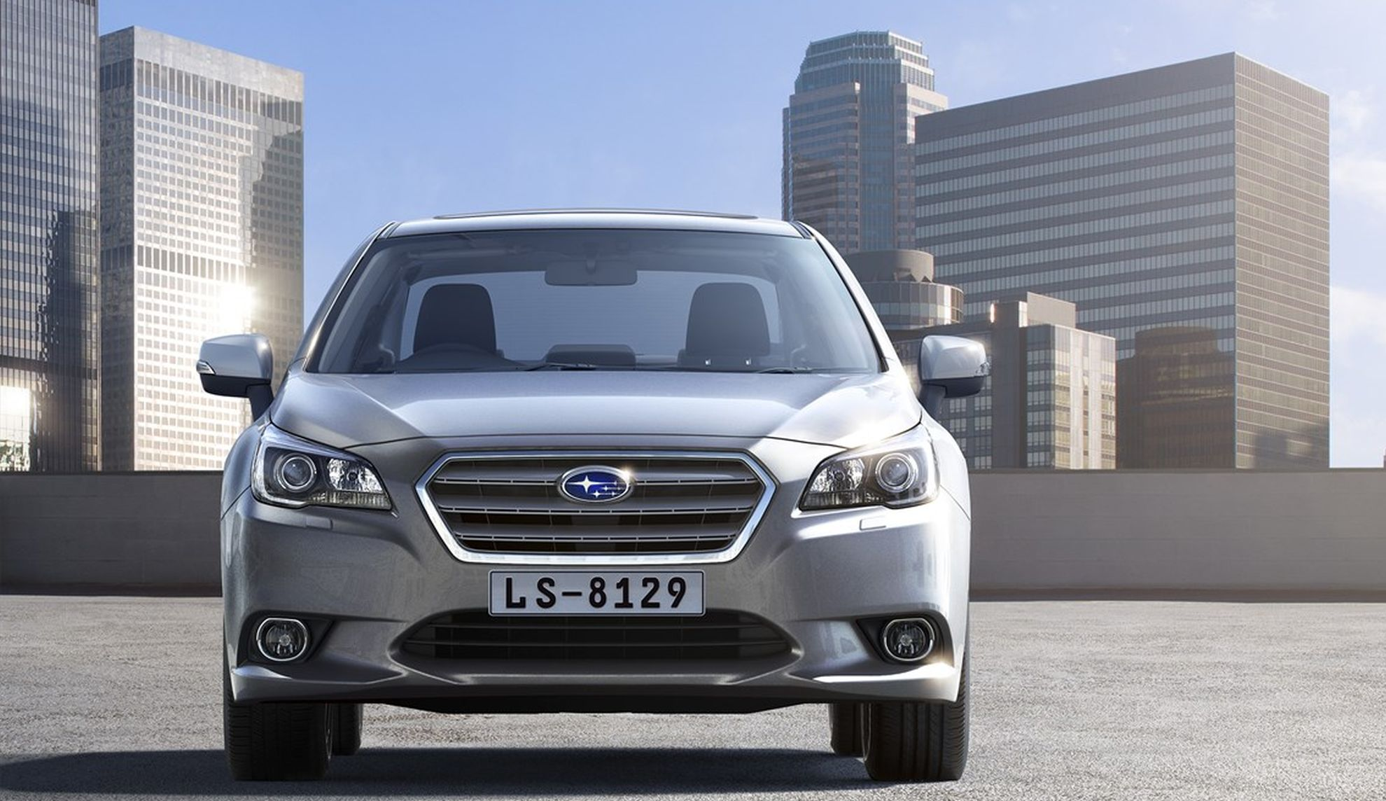 new-SUBARU-LEGACY-R-S-front