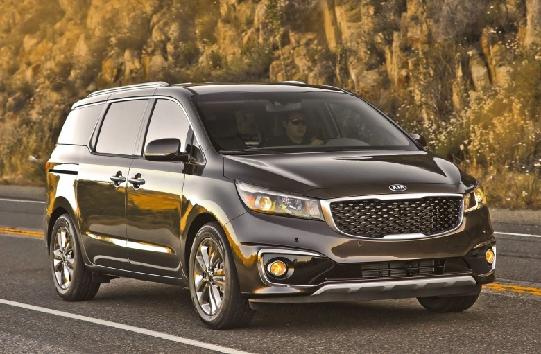 2015 Kia Sedona coming to South Africa in time for the year-end holiday season.